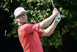 August 10, 2018 - Town And Country, Missouri, U.S - ZACH JOHNSON from Cedar Rapids Iowa, USA during round two of the 100th PGA Championship on Friday, August 10, 2018, held at Bellerive Country Club in Town and Country, MO (Photo credit Richard Ulreich / ZUMA Press) (Credit Image: © Richard Ulreich via ZUMA Wire)