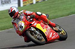Sean Emmett, Red Bull Ducati, Superikes, Donington Park, 1998