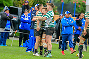 Jubilee Cup 2018 rugby union game played between Northern United v OBU , on 4 August 2018, at Petone Recreation Ground , Petone, New  Zealand.   OBU won 37-31.