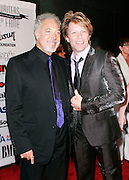 Sir Tom Jones and Jon Bon Jovi