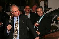 Simon Berry, Jon Webster and Steve Knott