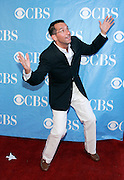 Meteorologist Dave Price poses at the CBS 2009 Upfronts at Terminal 5 in New York City, USA on May 20, 2009.