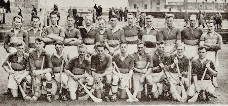 All Ireland Senior Hurling Championship Final,.Brochures,.02.09.1945, 09.02.1945, 2nd September 1945,.Tipperary 5-6, Kilkenny 3-6, .Minor Dublin v Tipperary, .Senior Tipperary v Kilkenny, .Croke Park, .