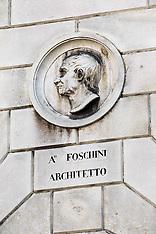 20120309 BASSORILIEVO DI ANTONIO FOSCHINI LOGGIA DI SAN CRISPINO
