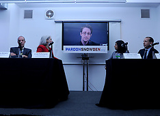New york: Edward Snowden Campaign Calling On President Obama To Pardon Him, 14 September 2016
