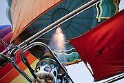 Hot air balloon gas burner