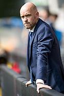 20-08-2017: Voetbal: FC Utrecht v Willem ll: Utrecht<br /> <br /> (L-R) FC Utrecht trainer Erik ten Hag tijdens het Eredivisie duel tussen FC Utrecht en Willem II op 20 augustus 2017 in stadion Galgenwaard te Utrecht<br /> <br /> Eredivisie - Seizoen 2017 / 2018 (speelronde 2)<br /> <br /> Foto: Gertjan Kooij