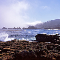 Point Lobos, south of Carmel, CA is a land that has inspired the likes of Adam and Weston. A visit in the early morning before the fog lifts is a photographers dellite