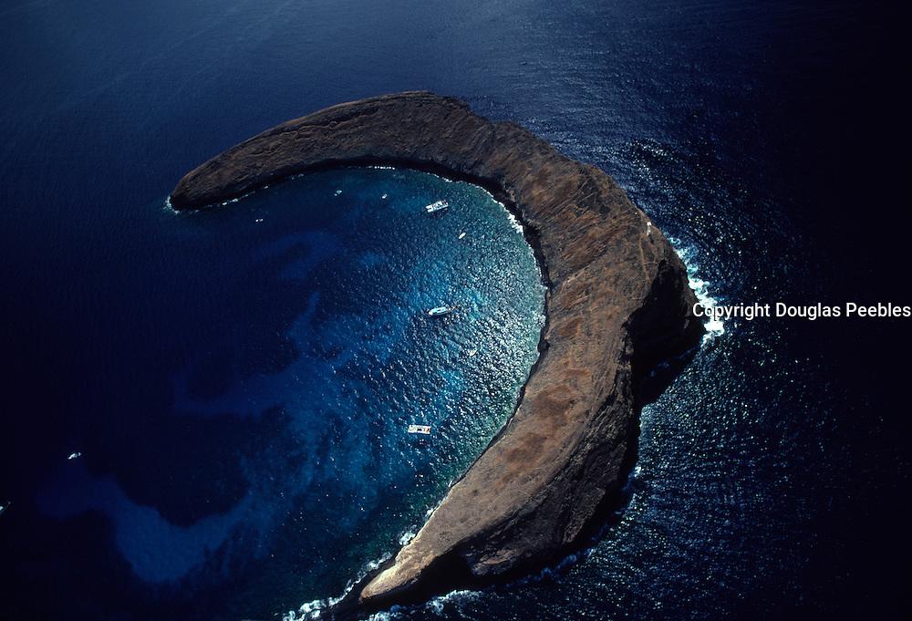 Molokini Island, Maui, Hawaii, USA<br />