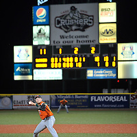 7.27.2011 Joliet Slammers Pitcher Andrew Moss Throws No-Hitter vs Crushers
