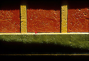 Wall detail. Hindu Temple.