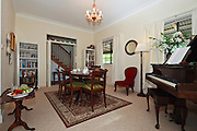 Dining Room in 'Meredys' Bed and Breakfast. Maitland, NSW, Australia
