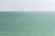 Abstract blurred sea, Dakhla, Morocco.