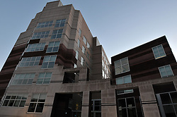 The Anlyan Center for Medical Research & Education at Yale University School of Medicine, New Haven, CT. Housing a large part of the Department of Immunobiology.