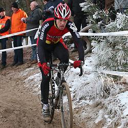 HUYBERGEN (NED) veldrijden<br />Jonny Lammertink