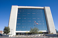 New City Hall in downtown, El Paso, Texas.