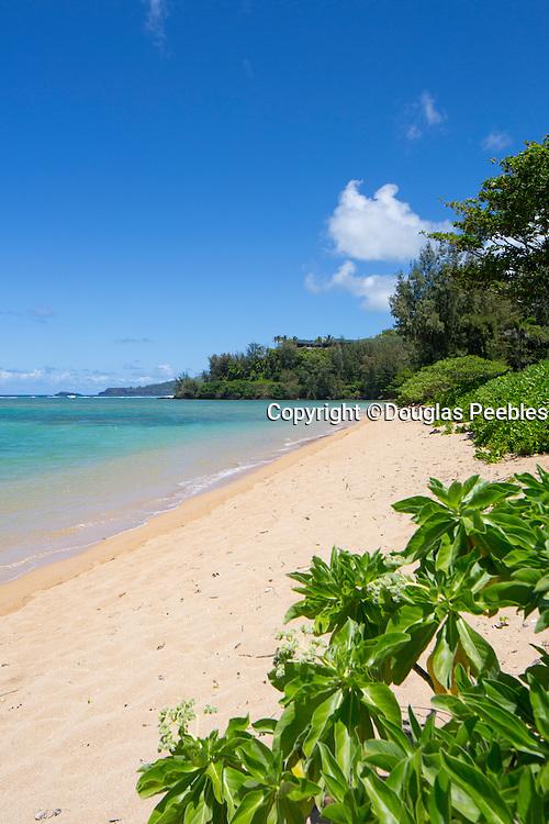 Anini Beach, Hanalei, Kauai, Hawaii