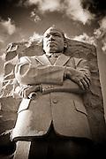 MLK Memorial - National Mall