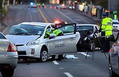 Auckland-One dead after Symonds Street crash