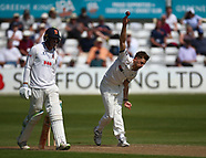 Essex v Yorkshire - Specsavers County Championship: Division One - 04 May 2018