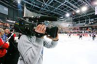 Illustration Camera - 25.01.2015 - Rouen / Amiens - Finale Coupe de France 2015 de Hockey sur glace<br /> Photo : Xavier Laine / Icon Sport