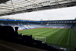 General View inside the King Power Stadium. - Mandatory by-line: Alex James/JMP - 03/04/2016 - FOOTBALL - King Power Stadium - Leicester, England - Leicester City v Southampton - Barclays Premier League