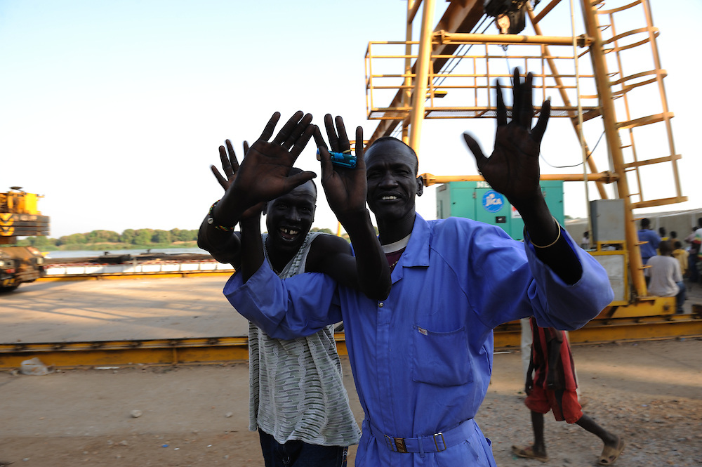 Southern Sudan referendum for independence