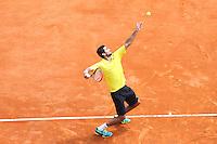 Marin Cilic - 17.04.2015 - Tournoi de Monte Carlo 2015 - Masters 1000 <br />Photo : Serge Haouzi / Icon Sport