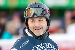 21.01.2017, Hahnenkamm, Kitzbühel, AUT, FIS Weltcup Ski Alpin, KitzCharity Trophy, im Bild Rainer Schamberger (Mastercard 2) // during the KitzCharity Trophy of FIS Ski Alpine World Cup at the Hahnenkamm in Kitzbühel, Austria on 2017/01/21. EXPA Pictures © 2017, PhotoCredit: EXPA/ Serbastian Pucher