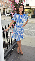Lucy Verasamy at the launch of the Beulah Flagship store, 77 Elizabeth Street, London England. 16 May 2018.