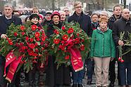 Lenin-Luxemburg commemoration