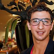 NLD/Arnhem/20111114 - Presentatie Goud op je Bord, Rafik Zohri