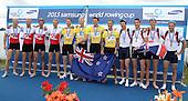 World Rowing Cup - Eton Dorney