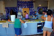Shop in San José de las Lajas, Mayabeque, Cuba.