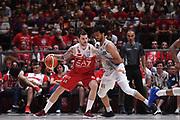 Vladimir Micov<br /> EA7 Emporio Armani Olimpia Milano - Dolomiti Energia Trentino<br /> Playoff - Finale - Gara 1<br /> LegaBasket Serie A 2017/2018<br /> Milano, 05/06/2018<br /> Foto M.Ceretti / Ciamillo-Castoria