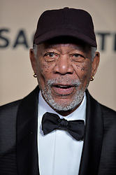 File photo - Morgan Freeman, recipient of the Life Achievement Award, poses in the press room during the 24th Annual Screen Actors Guild Awards at The Shrine Auditorium on January 21, 2018 in Los Angeles, CA, USA. US film star Morgan Freeman has apologised following allegations of sexual misconduct made by eight women and several other people. One production assistant accused Freeman of harassing her for months during filming of bank robbery comedy Going in Style, CNN reported. She said the 80-year-old touched her repeatedly, tried to lift her skirt and asked if she was wearing underwear. Photo by Lionel Hahn/ABACAPRESS.com
