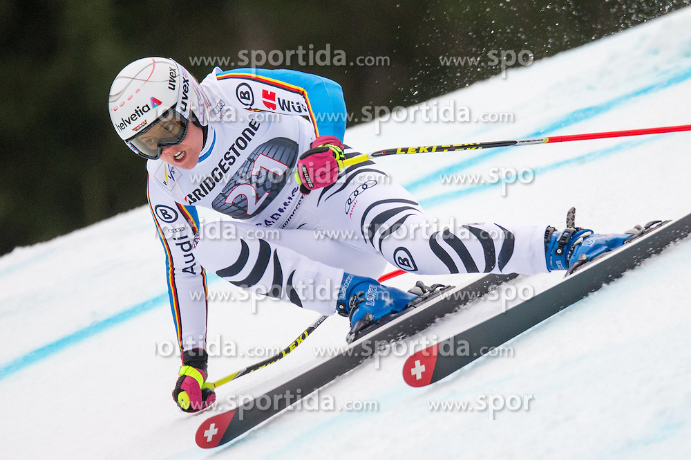 07.02.2016, Kandahar, Garmisch Partenkirchen, GER, FIS Weltcup Ski Alpin, Super G, Damen, im Bild Viktoria Rebensburg (GER, 2. Platz) // 2nd placed Viktoria Rebensburg of Germany competes during the ladies SuperG of Garmisch FIS Ski Alpine World Cup at the Kandahar course in Garmisch Partenkirchen, Germany on 2016/02/07. EXPA Pictures © 2016, PhotoCredit: EXPA/ Johann Groder