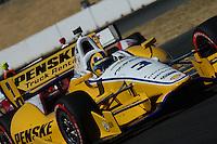 Helio Castroneves, Indy Grand Prix of Sonoma, Infineon Raceway, Sonoma, CA 08/26/12