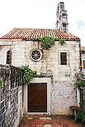 Budva, Montenegro The old town