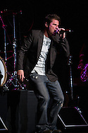 ORLANDO, FL - OCTOBER 19: Nick Lachey performs in Concert at Hard Rock Live, in Orlando, Florida, October 19, 2006. (Photo by Matt Stroshane/Getty Images)