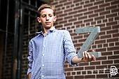 Zach's Pre-Mitzvah Shoot