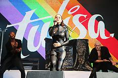 Tulisa Pride 2015