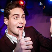 20160304 Douwe Bob maakt Songfestivalnr bekend