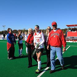 Rutgers Field Hockey Senior Day