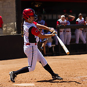 15 April 2017: The San Diego State softball team closed out the weekend series against New Mexico with an 8-0 win Saturday afternoon