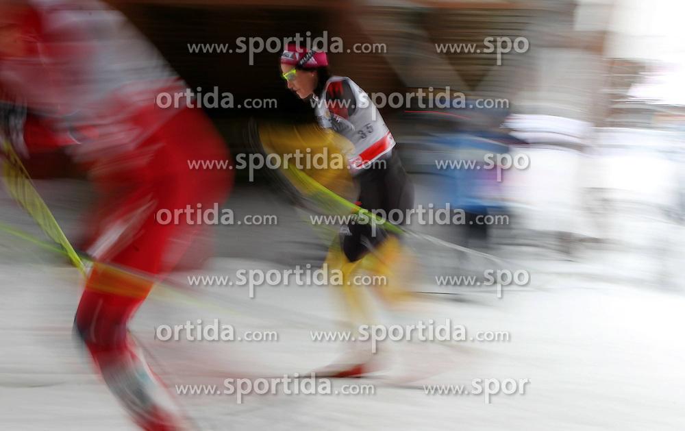 30.12.2011, DKB-Ski-ARENA, Oberhof, GER, Viessmann FIS Tour de Ski 2011, Pursuit/ Verfolgung Damen im Bild Nicole Fessel (GER) . // during of Viessmann FIS Tour de Ski 2011, in Oberhof, GERMANY, 2011/12/30 .. EXPA Pictures © 2011, PhotoCredit: EXPA/ nph/ Hessland..***** ATTENTION - OUT OF GER, CRO *****