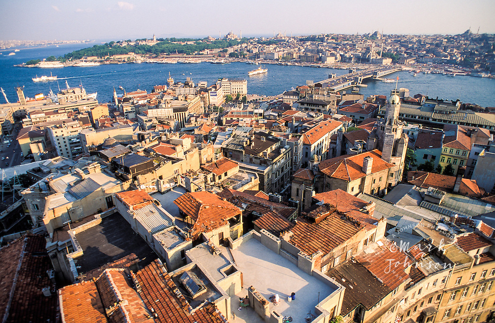 Istanbul & the Bosphorus Strait, Turkey