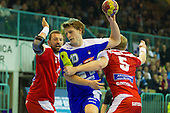 03042013 - Iceland beats Slovenia in EHF qualifier for European championship 2014