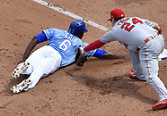 Los Angeles Angels vs. Kansas City Royals - 16 April 2017
