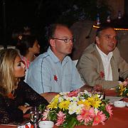 Miss Nederland 2003 reis Turkije, show, jury, Wim Louwers
